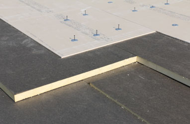 Commercial Roof Insulation